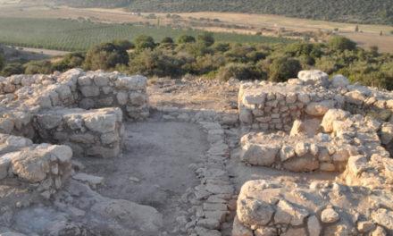 Khirbet Qeiyafa (dos puertas)