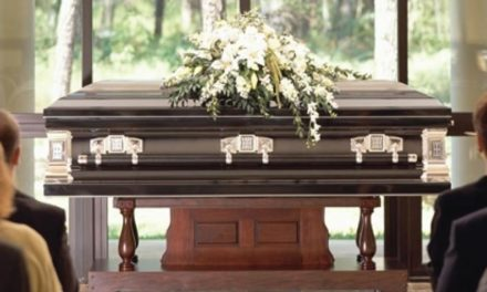 Un asunto funerario