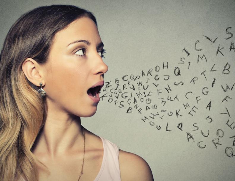 ¿Cómo es tu manera de hablar?