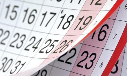 Más y más calendarios