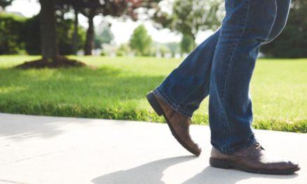 Caminar al lado de Él