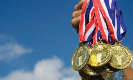 Mejor que el oro olímpico