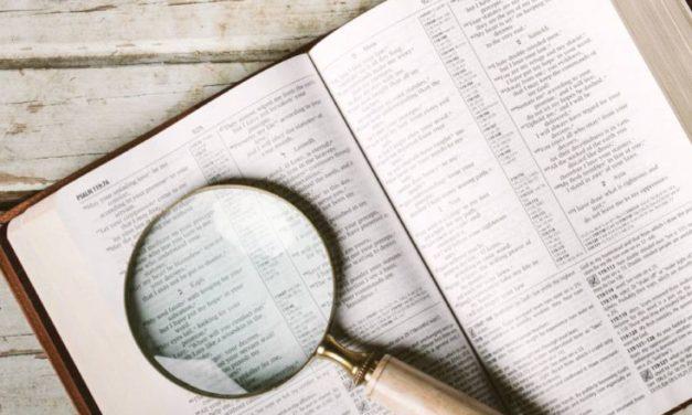 Puedes confiar en tu Biblia