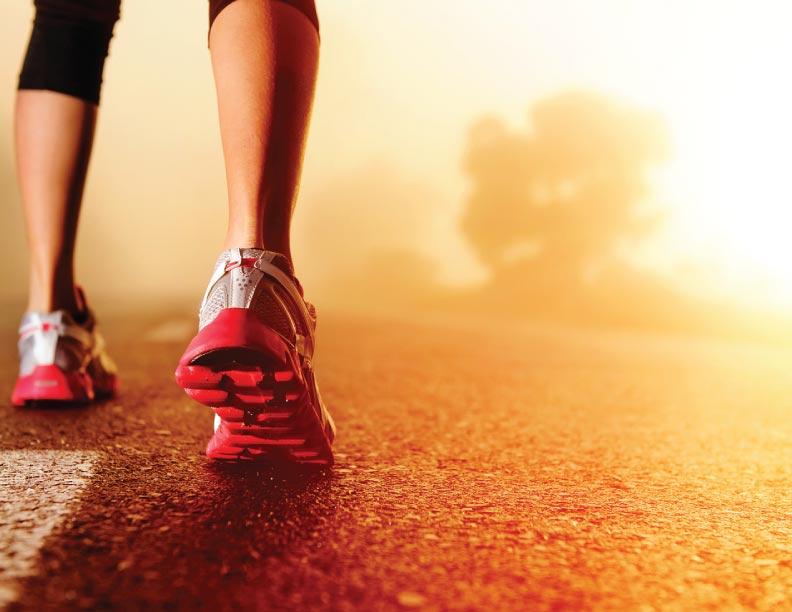 Corriendo con un propósito
