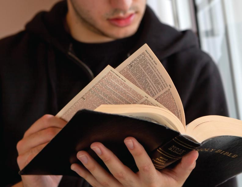 ¿Qué es la armonía de los Evangelios?