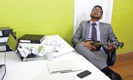 ¿Evitar trabajar?