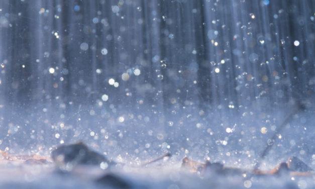 Sequías y luego lluvias