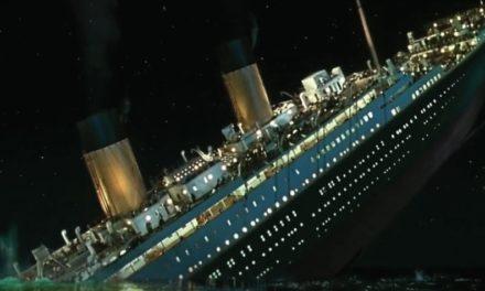 Lo que se hundió con el Titanic