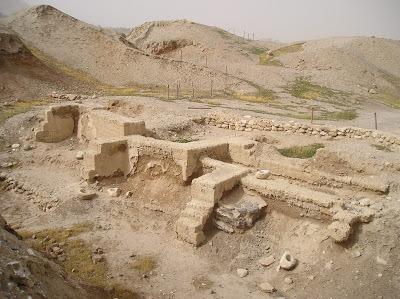 ¿Qué fue lo que pasó con los muros de Jericó?
