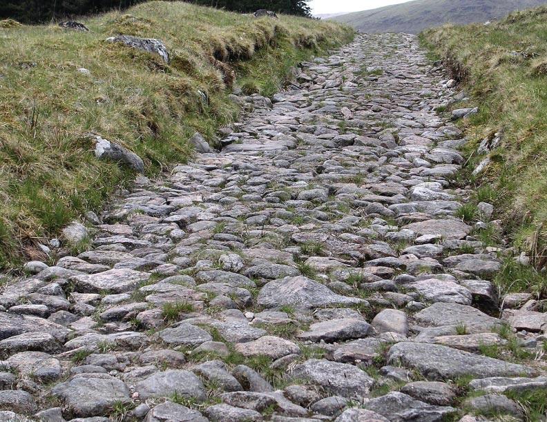 Caminos poco transitados