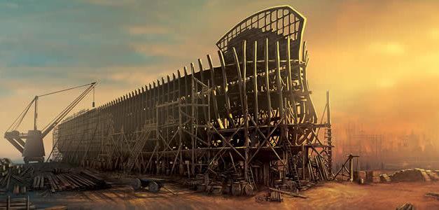 Cómo cabían todos los animales dentro del Arca de Noé?