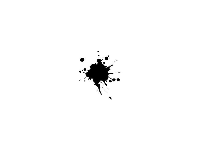 Una mancha negra