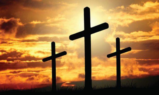 Tres cruces comunes