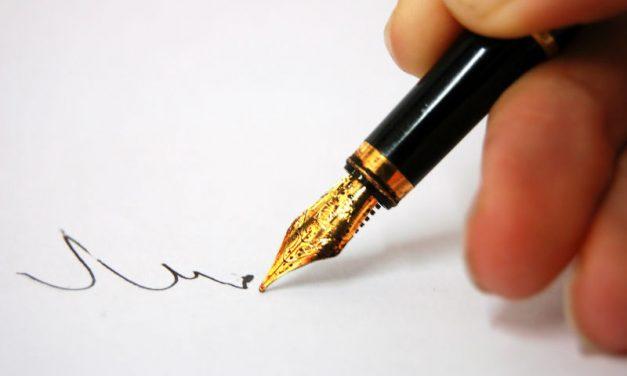Líneas sobre el papel