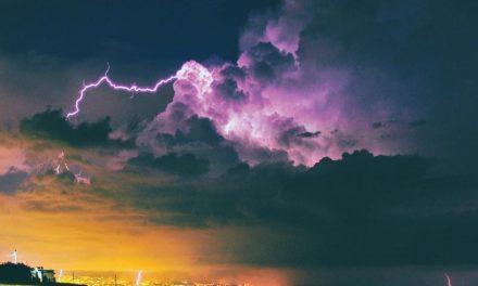 La tormenta se acerca