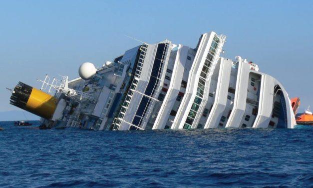 Cuidado con los naufragios
