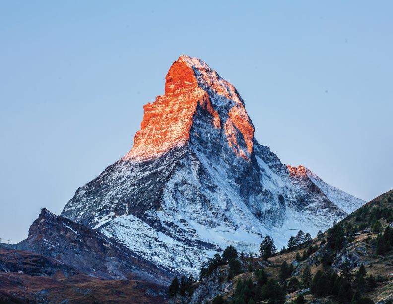 ¡Las montañas sí se mueven!