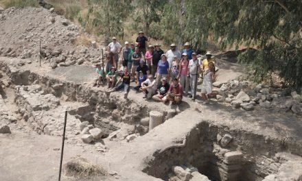 Arqueólogos identifican restos de ciudad perdida como Betsaida