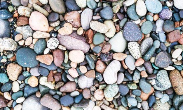 Muchas piedras
