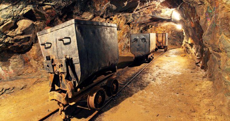 Trabajo en las minas