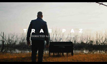 """Trae paz"" –Richie Rivera"