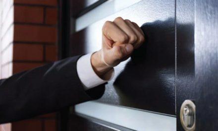 Cuando la desesperación toque a tu puerta