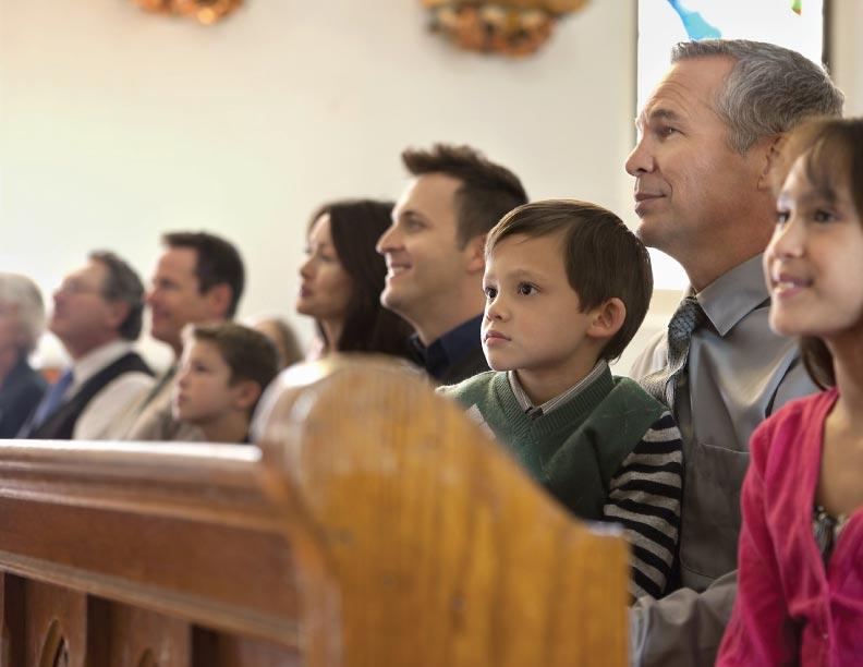 ¿Para que ir a la iglesia?