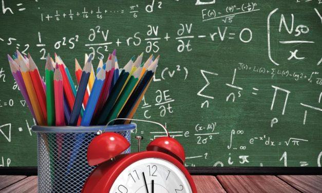 Las matemáticas y otros problemas a resolver