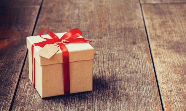 El mayor de todos los regalos