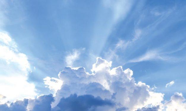 ¡Un Salvador que ascendió a los cielos!