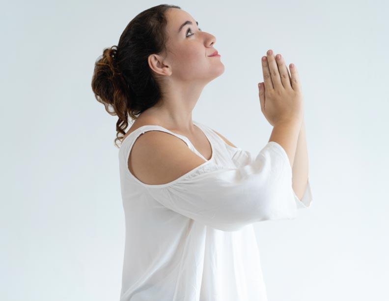 ¿Estás orando?