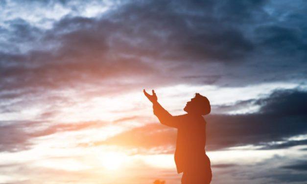 ¿A dónde van tus oraciones?