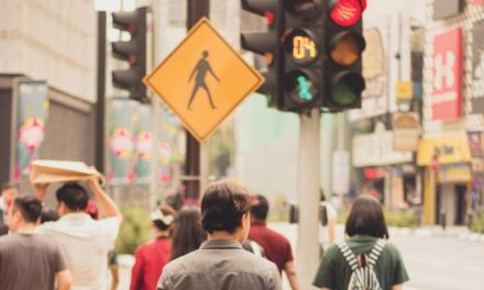 Las luces del semáforo