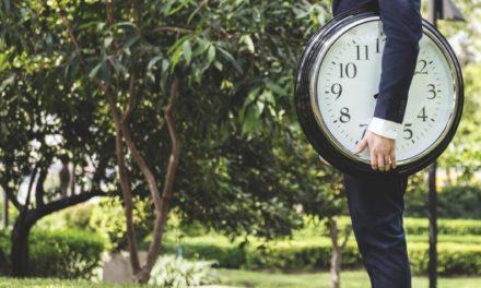 ¿Tiempos correctos?