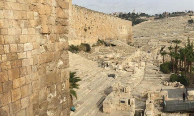 Descubrimiento evidencia la conquista Babilónica de Jerusalén