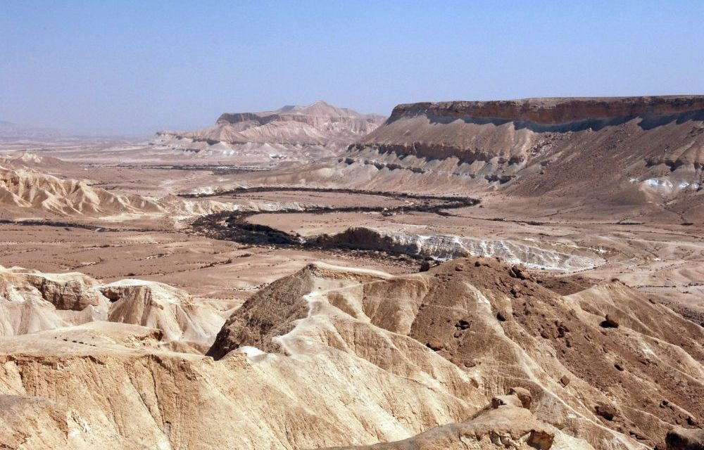 Arqueólogos israelíes creen haber identificado el reinado bíblico de Edom