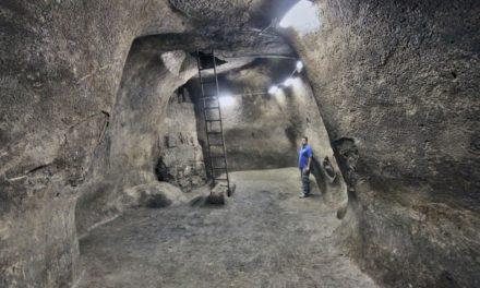 Descubren una cisterna de agua de la era del Primer Templo cerca del Monte del Templo en Jerusalén