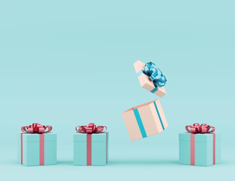 No todos los regalos son gratis