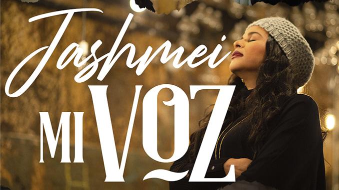 "Jashmei – presenta su sencillo debut: ""Mi Voz"""