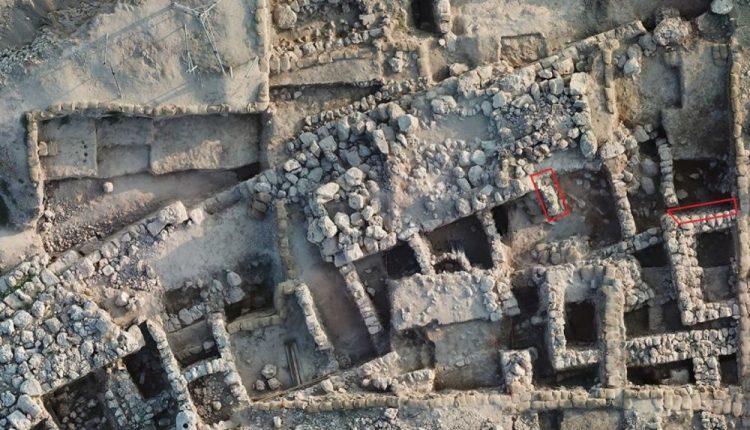 """La """"Esquina del altar"""" en Shiloh entre los principales descubrimientos en Israel del 2019"""