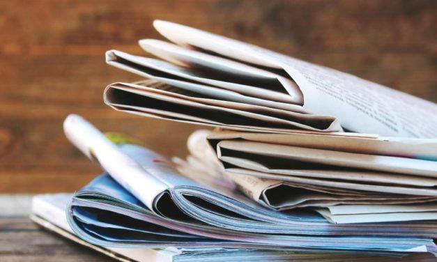 ¡Las revistas son las máquinas del Juicio Final!