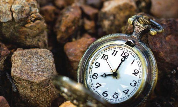 El tiempo no se detiene
