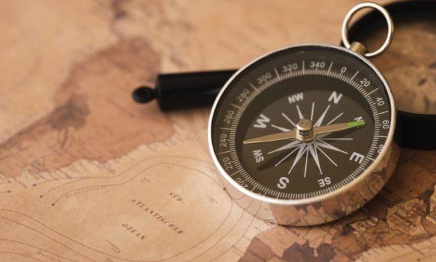 ¿Cuán lejos está el este del oeste?