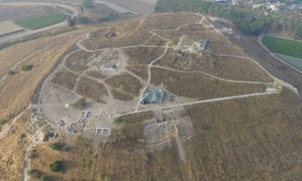 Templo cananeo de 3.000 años de antigüedad descubierto en el sur de Israel