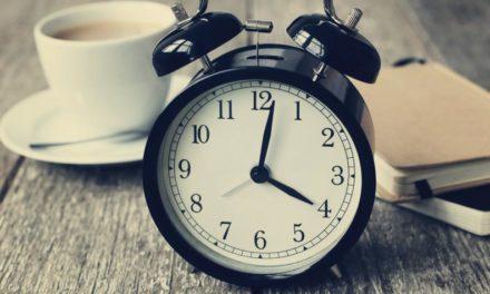 ¿Tienes tiempo extra?
