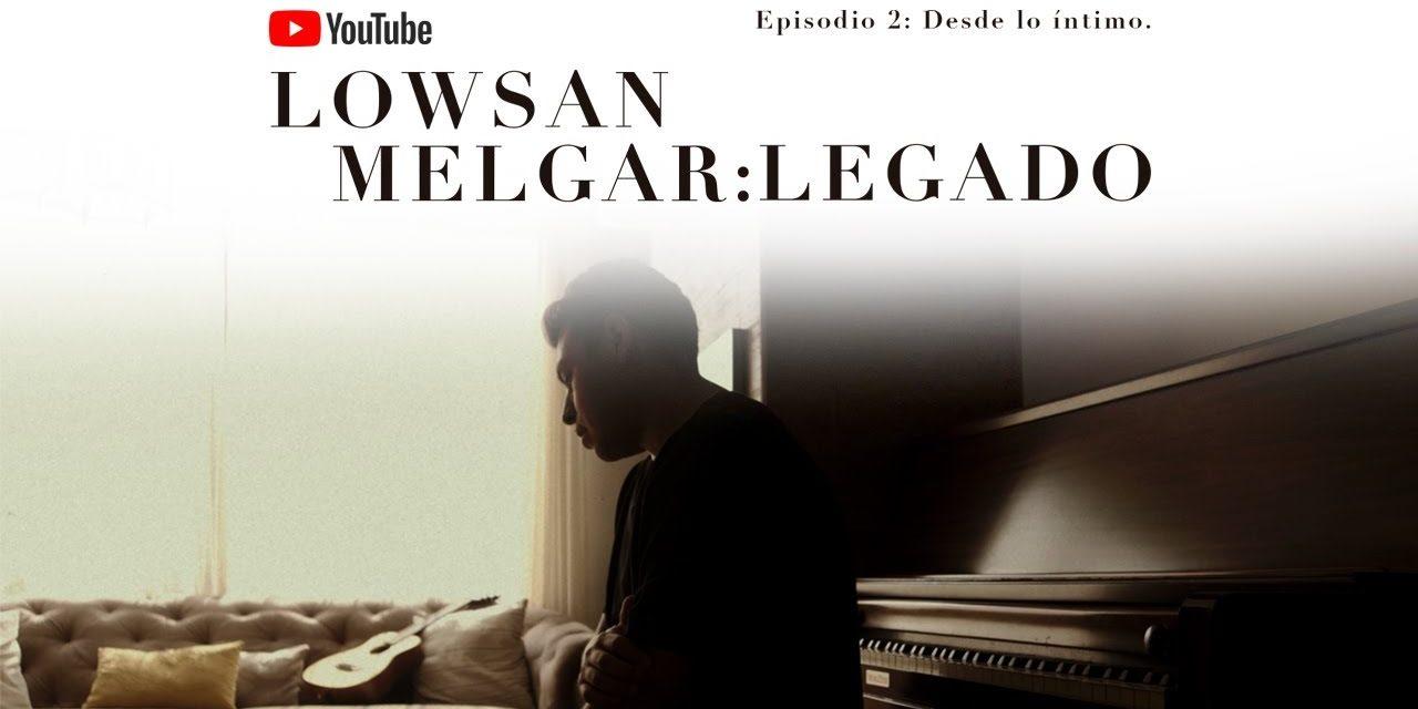 Lowsan Melgar lanza su primer álbum «Legado»