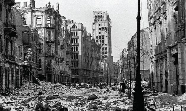 A pesar de la destrucción