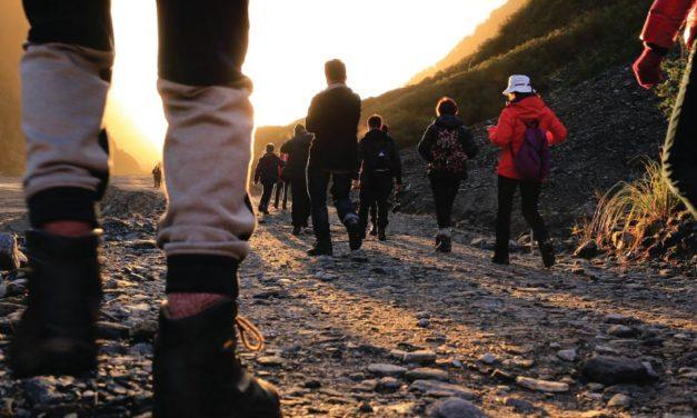 El camino de los peregrinos