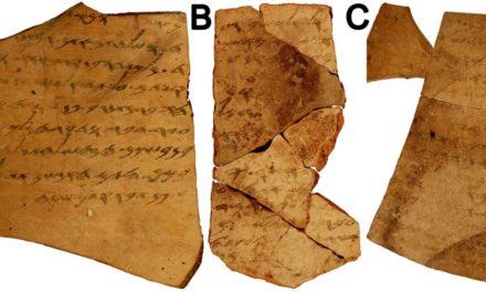 Muchas personas podían leer y escribir en el reino de Judá