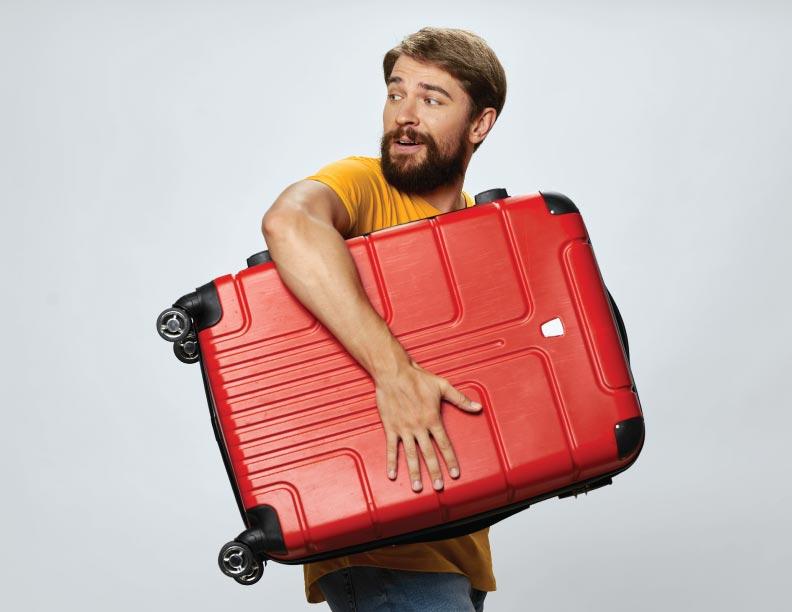 Revisa el equipaje